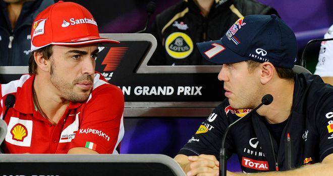 Ferrari have denied Vettel will partner Alonso in 2014