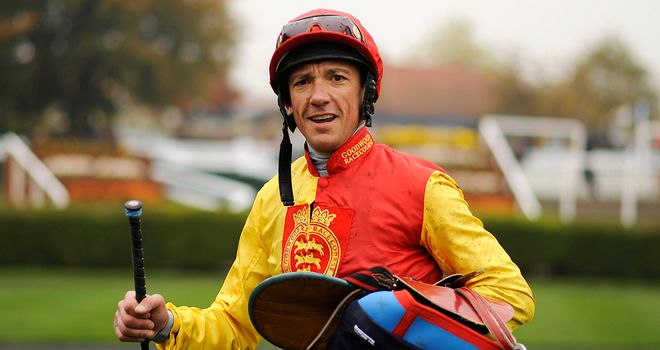 Frankie Dettori: set to face a France Galop inquiry next week after a 'positive test' at Longchamp in September