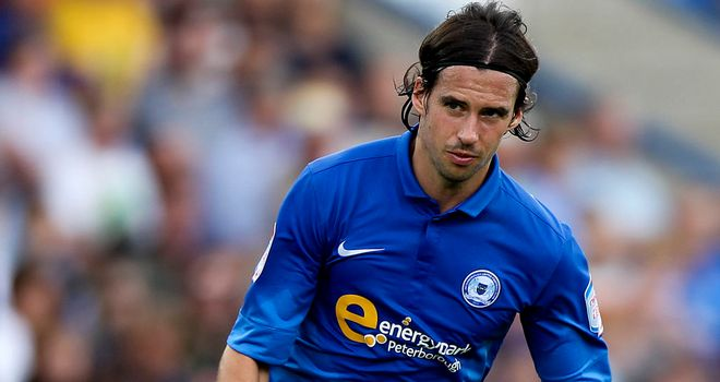 George Boyd: Peterborough midfielder could be heading to Crystal Palace