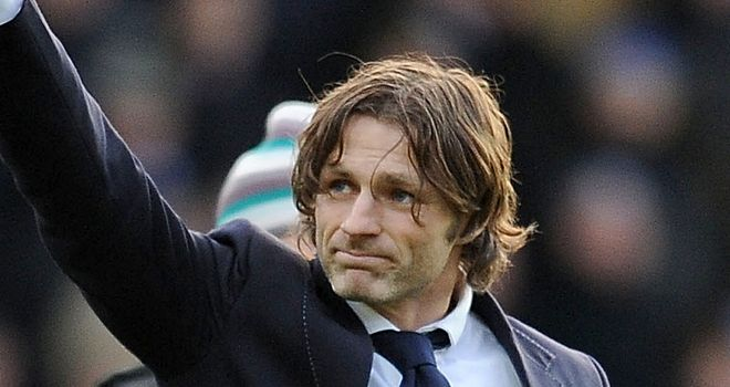 Gareth Ainsworth: Handed the Wycombe job on a permanent basis