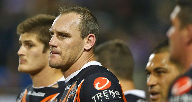 Gareth Ellis: Interested in succeeding Jamie Peacock as England captain