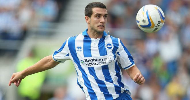 Gary Dicker: The midfielder has dreams of playing for Republic of Ireland's senior team
