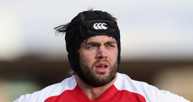 Geoff Parling: Knows England cannot afford to underestimate Fiji at Twickenham