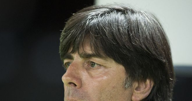 Joachim Low: Satisfied with a goalless draw