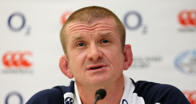 Graham Rowntree: Wants to vanquish nightmares of South Africa in 2009