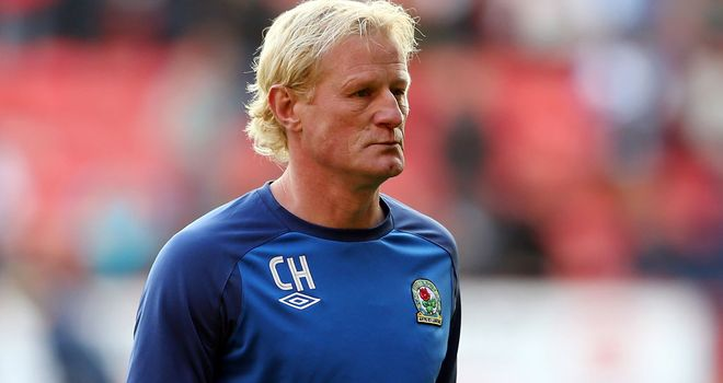 Colin Hendry: Will not be applying for the role of Rovers manager