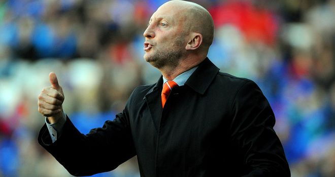 Ian Holloway: Remains upbeat