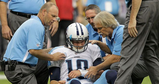 Jake Locker needs to stay fit this season
