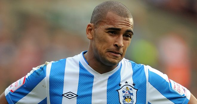 James Vaughan: Hit the winner for Town