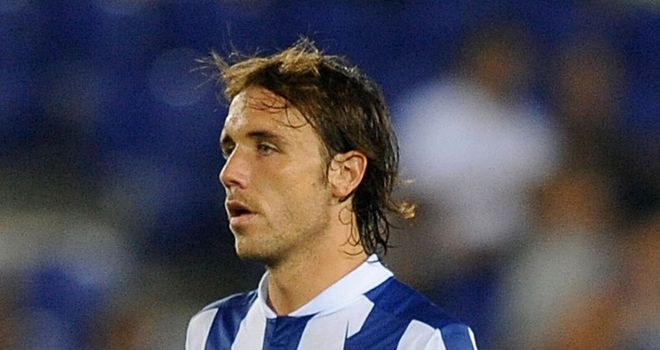 Joan Verdu: On target for Espanyol