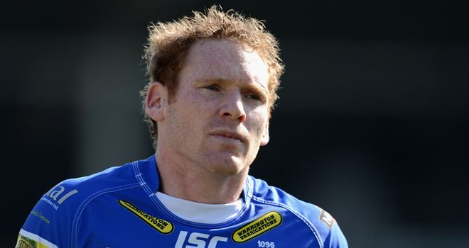 Joel Monaghan: Try scorer in Warrington's pre-season win over Wigan