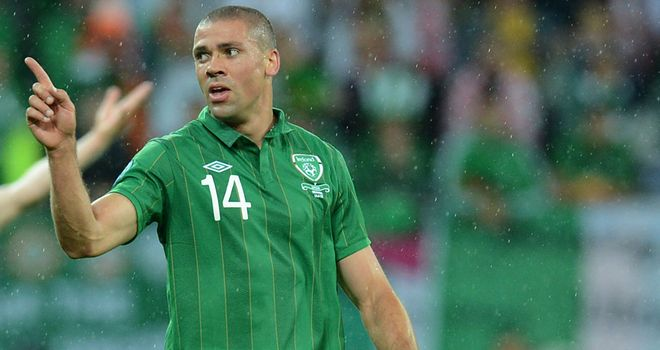 Jonathan Walters: Ruled out of Greece clash