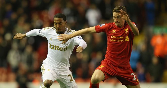 Joe Allen: Confident Liverpool will soon get on a winning run in the Premier League