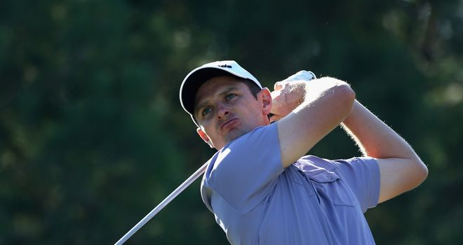 Justin Rose: fired a five-under 66 to win by a shot