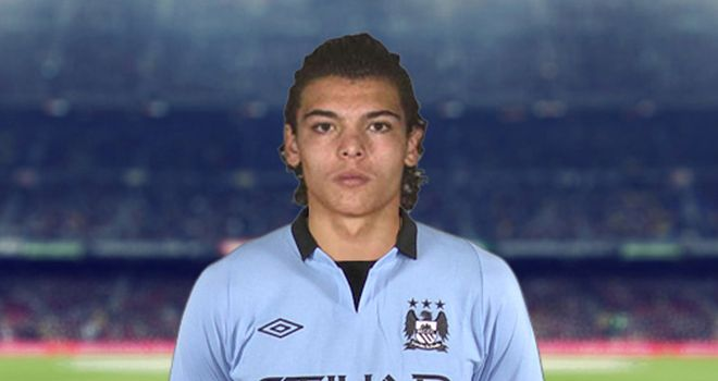 Karim Rekik: Manchester City youngster joins Blackburn on loan