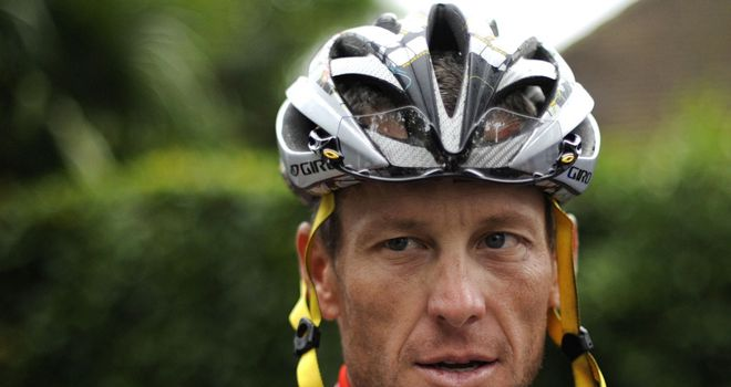 Lance Armstrong: I'm unaffected by furore, says American