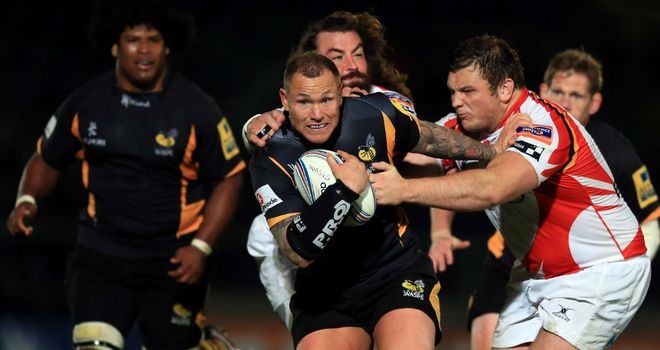 Wasps centre Lee Thomas is facing a long road to recovery