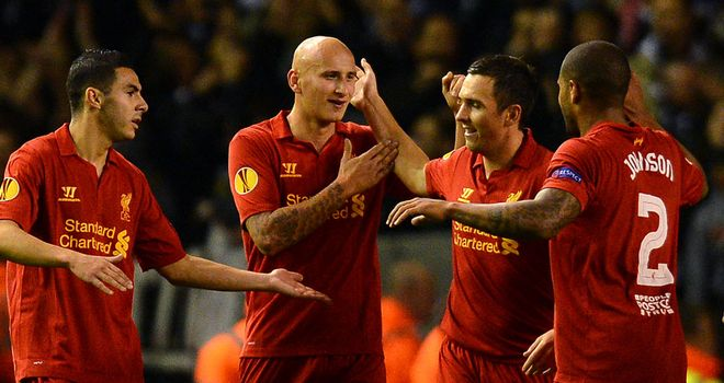 Jonjo Shelvey: The Liverpool midfielder has been promoted from England's Under 21s