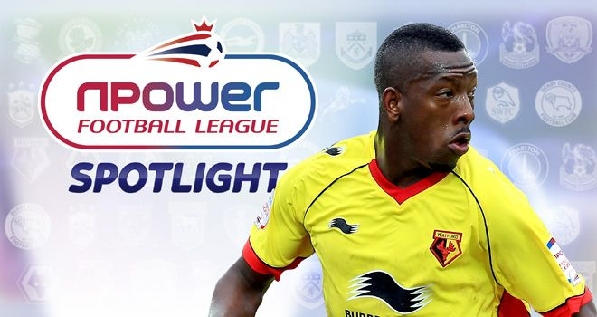 Lloyd Doyley: Believes Watford are heading towards a bright future