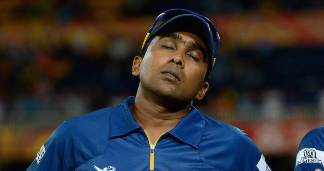 Mahela Jayawardene: Stepping down as T20 captain