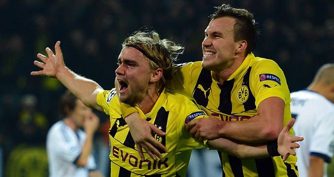 Schmelzer: Scored against Real a fortnight ago