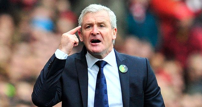 Mark Hughes: Wants Chelsea's allegations against ref dealt with fast