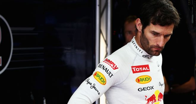 Mark Webber: Was angry with Grosjean after Japan