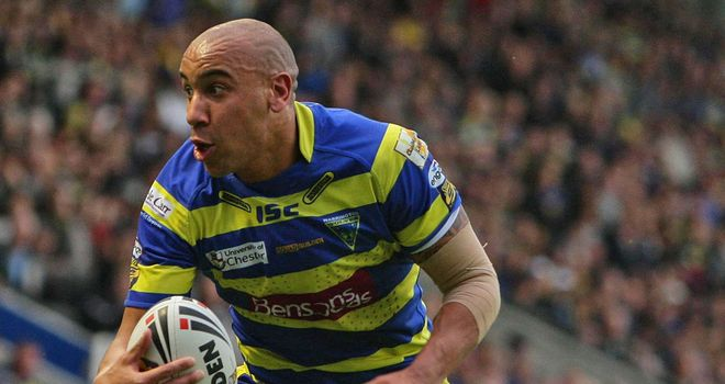 Matty Blythe: Joining Bradford Bulls on season-long loan