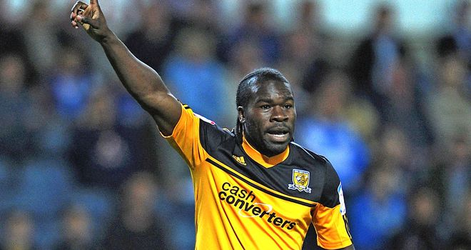 Aaron McLean: Loan move to Ipswich for Hull striker