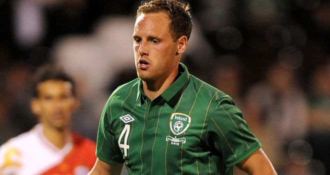 David Meyler: Ireland addition