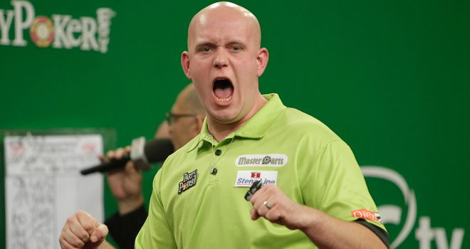Van Gerwen: was Grand Prix win the first of many?