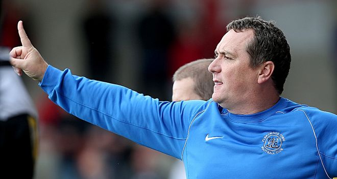 Micky Mellon: Sacked by Fleetwood Town