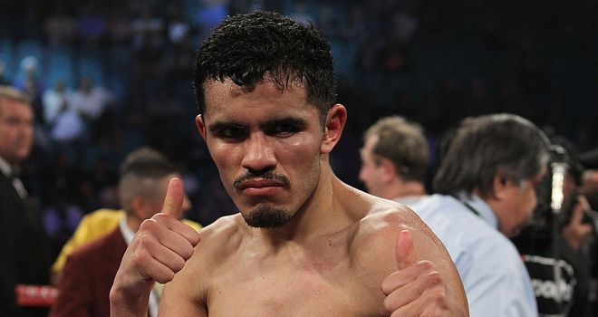 Miguel Angel Vazquez cruised to points win
