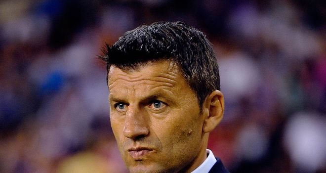 Miroslav Djukic: Thinks his side are having a good season