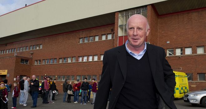 Peter Houston: Leaving Tannadice