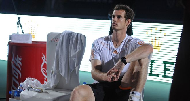 Andy Murray: Keen for tennis to avoid drugs scandal