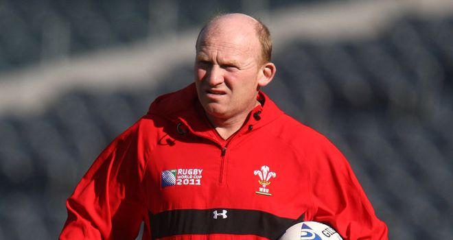 Neil Jenkins: Expecting tight match in Rome