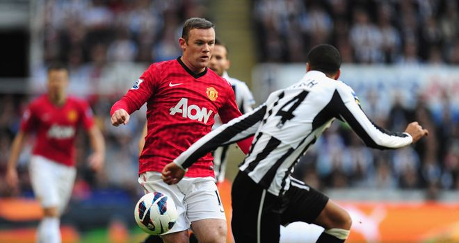 Manchester United put in an impressive display on the road at Newcastle