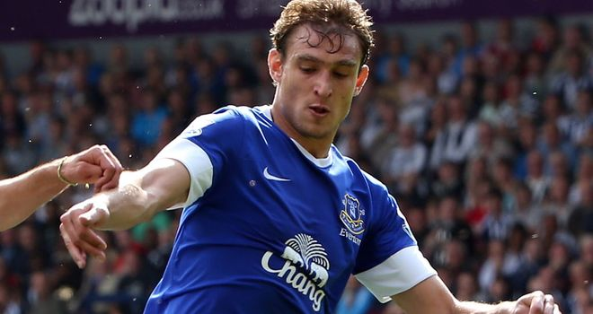 Nikica Jelavic: Left Rangers to join Everton in 2012