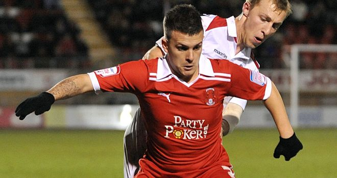 Dean Cox: Key member of Leyton Orient's flying start to the season