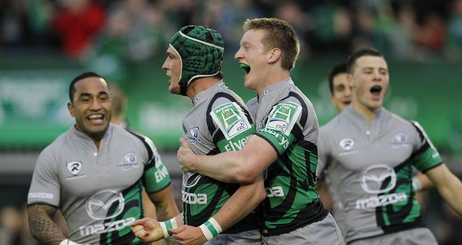 Connacht finished European campaign with nervy victory