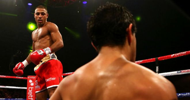 Brook: Nelson hailed Sheffield fighter