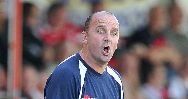 Paul Cook: New manager of Chesterfield after leaving Accrington