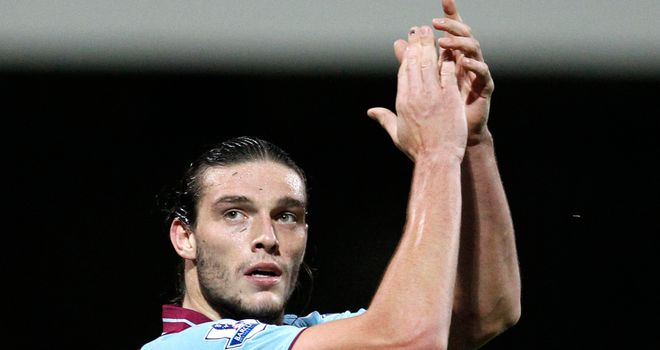 Andy Carroll: Returns to St James' Park on Sunday in a West Ham shirt