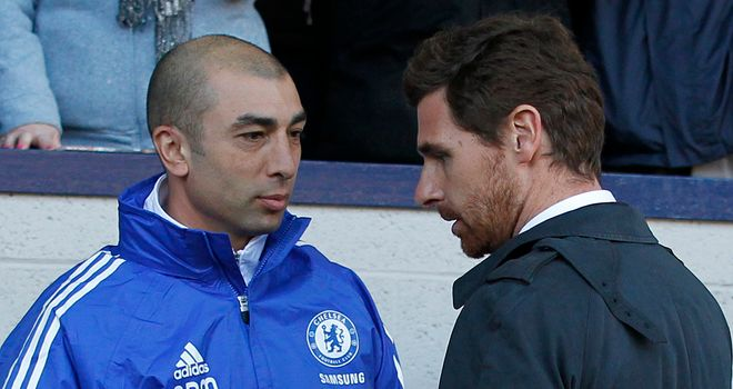 Andre Villas-Boas: They can unlock doors and cause problems