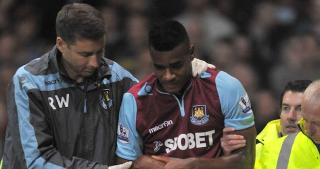 Ricardo Vaz Te: shoulder operation