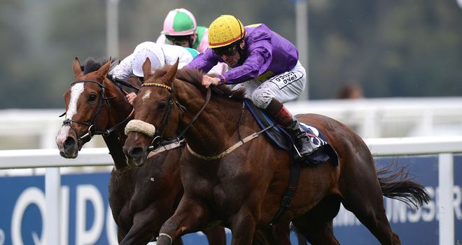 Right Of Passage has Ascot as his chief target