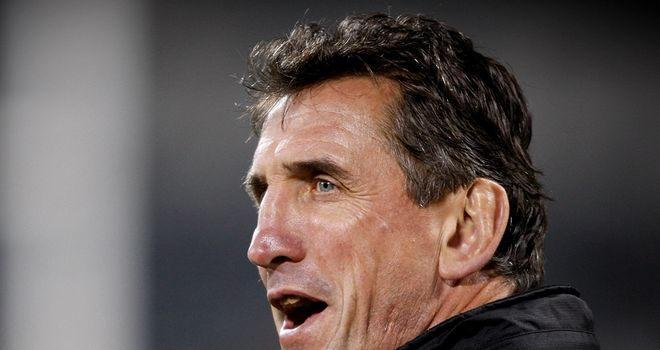 Rob Penney: Sunday's game at Saracens is a 'must-win'