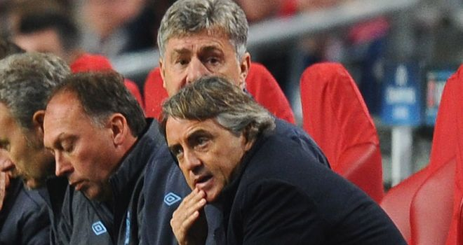 Roberto Mancini: Hoping City can maintain their winning streak