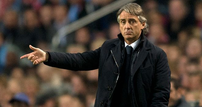 Roberto Mancini: City boss was right to ring changes in search of win, says Jeff